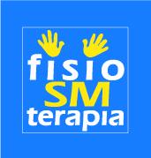 logotipo clinica fisioterapia sm