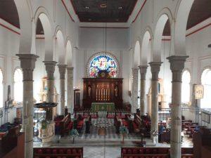Catedral anglicana Holly Trinity